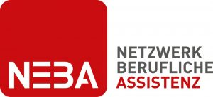 """""""Das Logo des Netzwerks beruflicher Assistenz"""""""